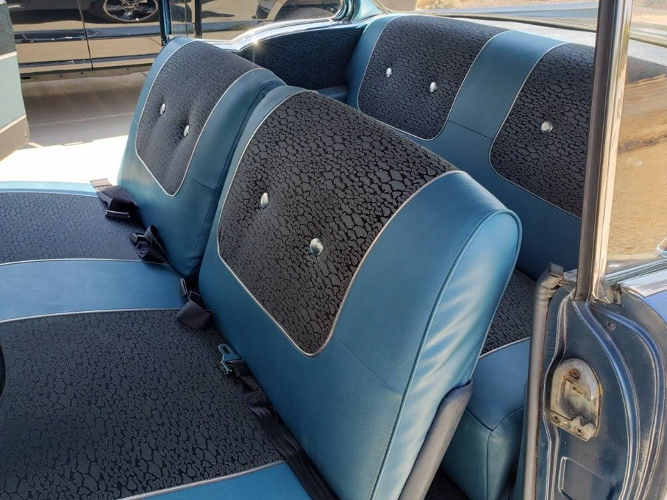 1957 Chevrolet Bel Air (Phoenix, AZ) $49,500 obo For Sale (picture 5 of 6)