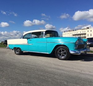 1955 Chevrolet Belair Sports coupe For Sale