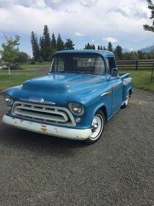 1957 Chevrolet 3100 (La Grande, OR) $32,500 obo