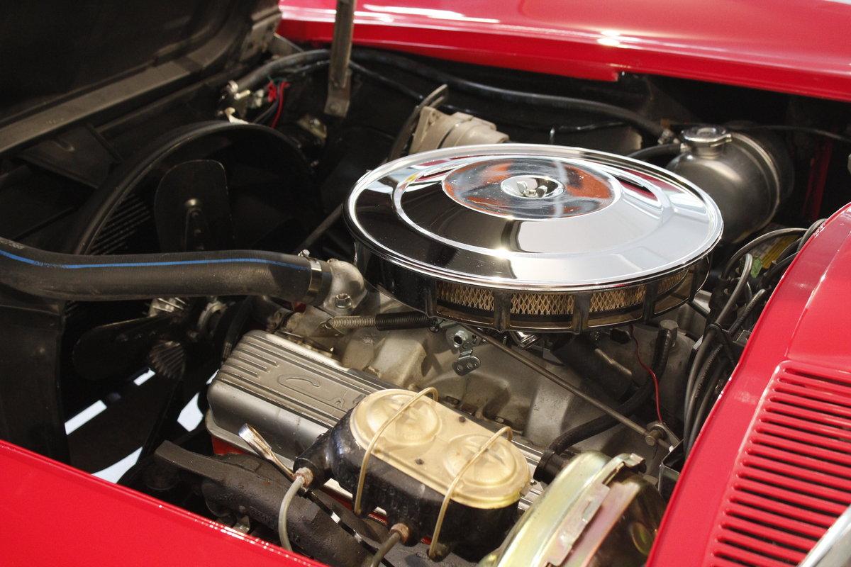 1965 Chevrolet Corvette C2 327 CUI Convertible For Sale (picture 4 of 6)