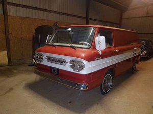 1962 Chevrolet FC95 Corvan  For Sale