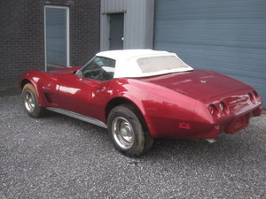 1975 Chevrolet Corvette C3 Cabriolet Stingray 5.7 For Sale