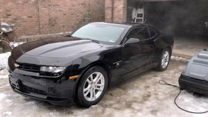 2013 Chevrolet Camaro For Sale by Auction