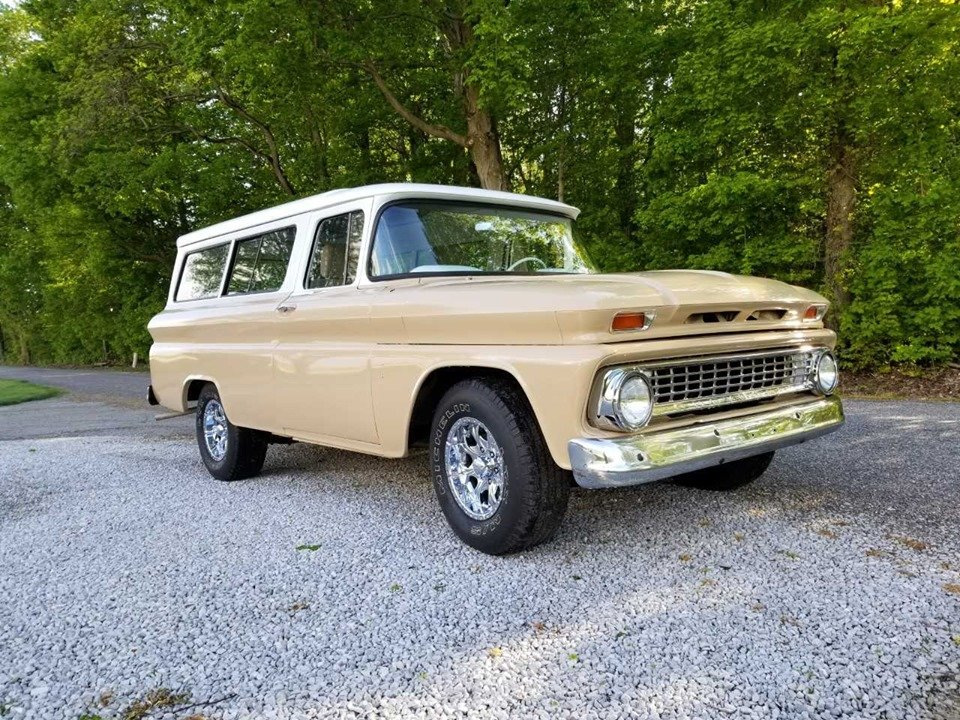 1963 Chevrolet C-10 Suburban (Lakeville, IN) $22,500 obo For Sale (picture 1 of 6)