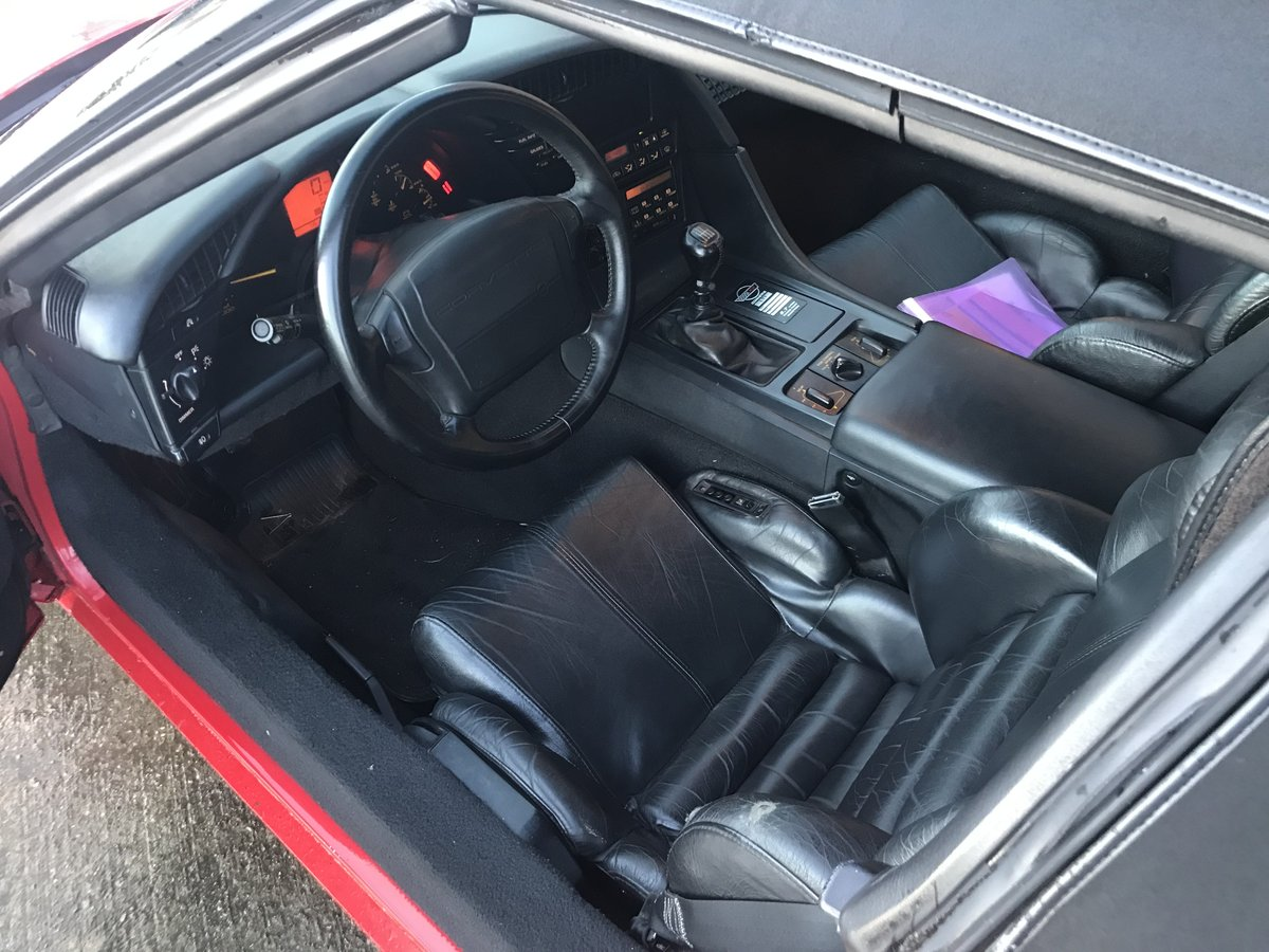 1991 Corvette c4 convertible For Sale (picture 3 of 6)