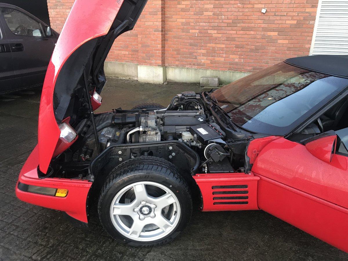 1991 Corvette c4 convertible For Sale (picture 4 of 6)