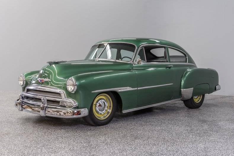 1951 Chevrolet Fleetline 2DR For Sale (picture 1 of 6)