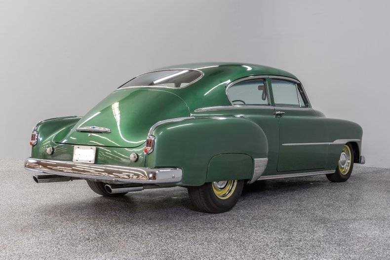 1951 Chevrolet Fleetline 2DR For Sale (picture 3 of 6)
