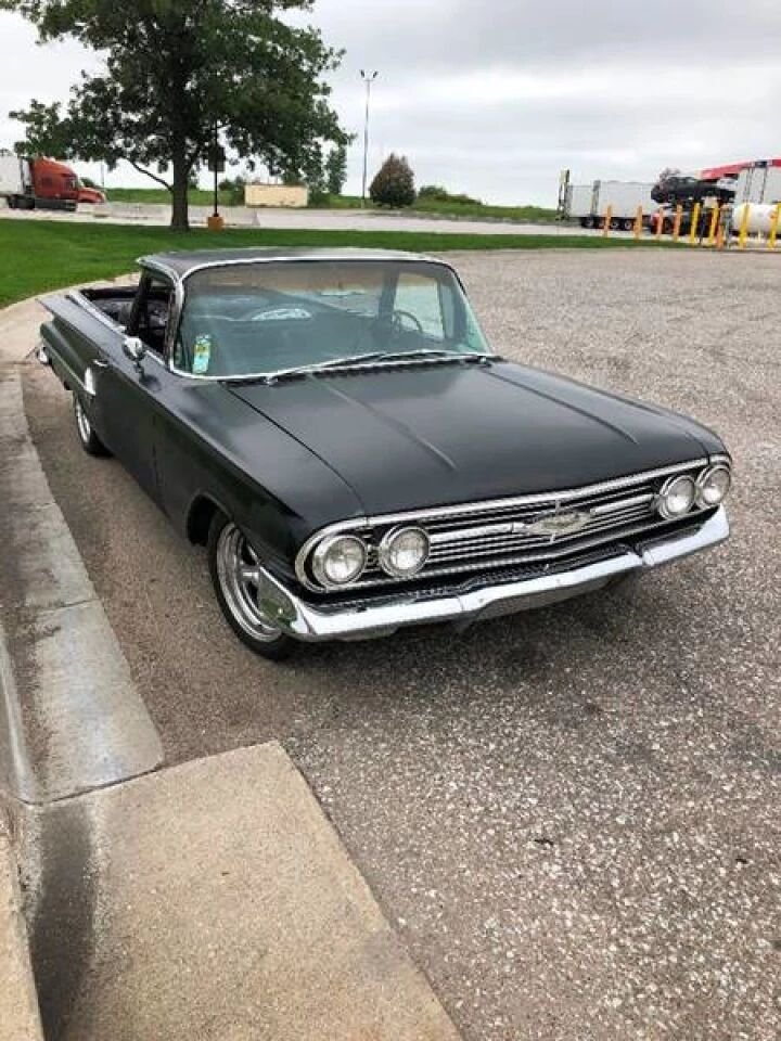 1960 Chevrolet El Camino For Sale (picture 2 of 6)