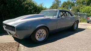 Chevrolet Camaro 1969 Ex Firebrewed race car For Sale