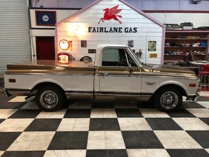 1970 Chevrolet C10 Pickup Price Lowered Buy Before Brexit For Sale