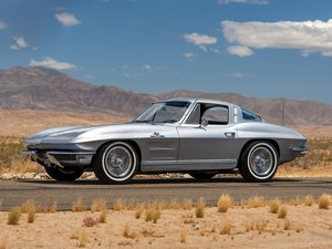 1963 Chevrolet Corvette Sting Ray Fuel Injected  For Sale by Auction