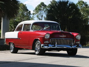 1955 Chevrolet 210 Bel Air Custom  For Sale by Auction