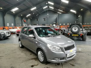2009 09 CHEVROLET AVEO 1.2 LS 5d 83 BHP For Sale