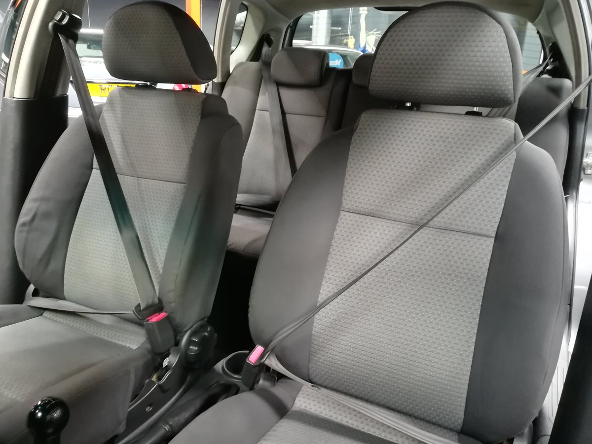 2009 09 CHEVROLET AVEO 1.2 LS 5d 83 BHP For Sale (picture 5 of 6)