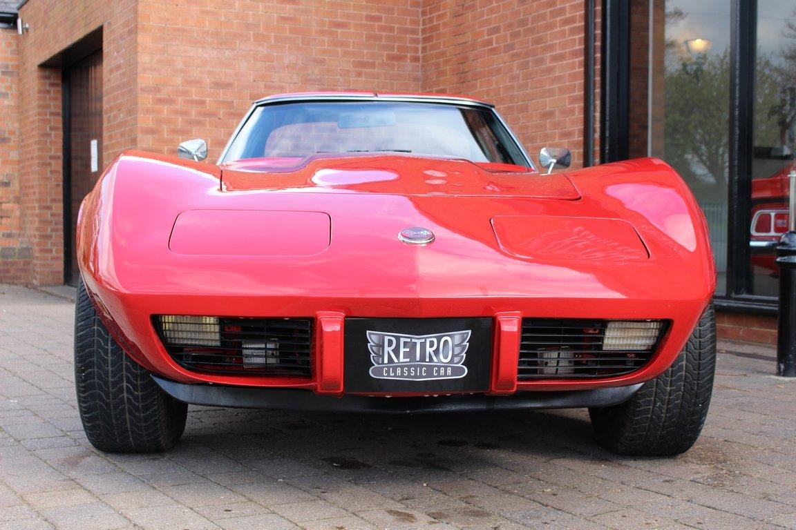 1975 Chevrolet Corvette 350 V8 Auto SOLD (picture 2 of 6)