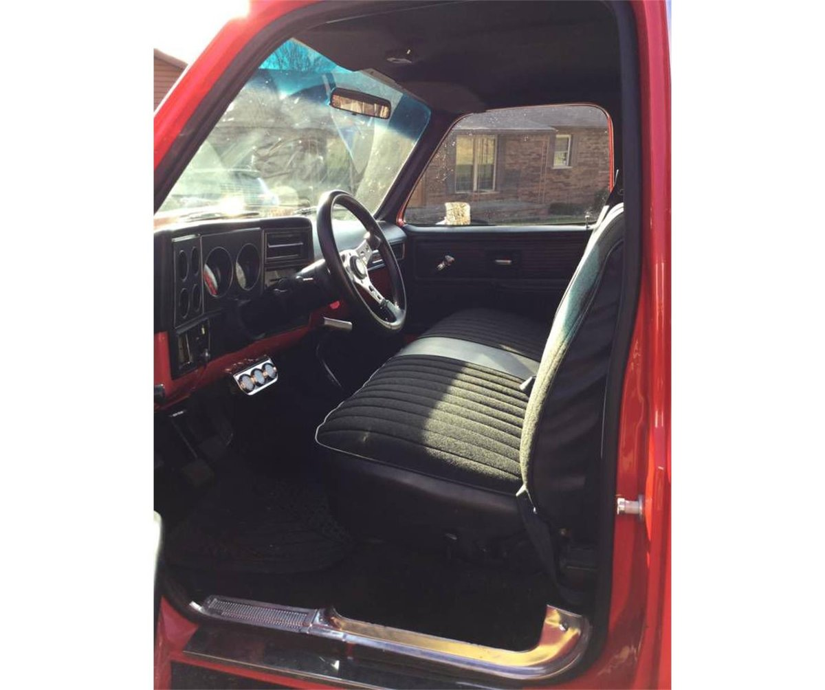1979 Chevrolet C-10 For Sale (picture 1 of 6)