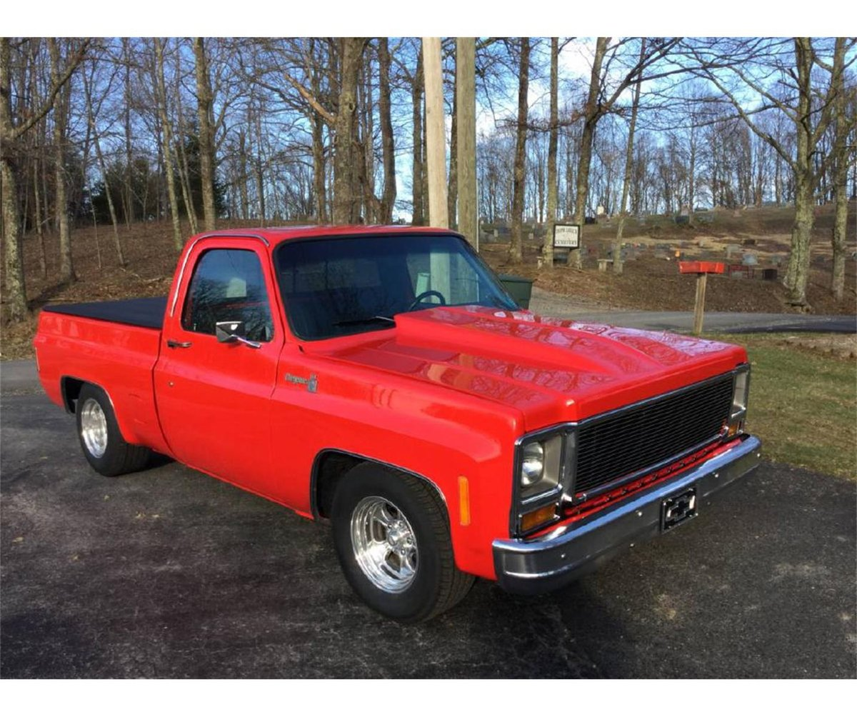1979 Chevrolet C-10 For Sale (picture 2 of 6)