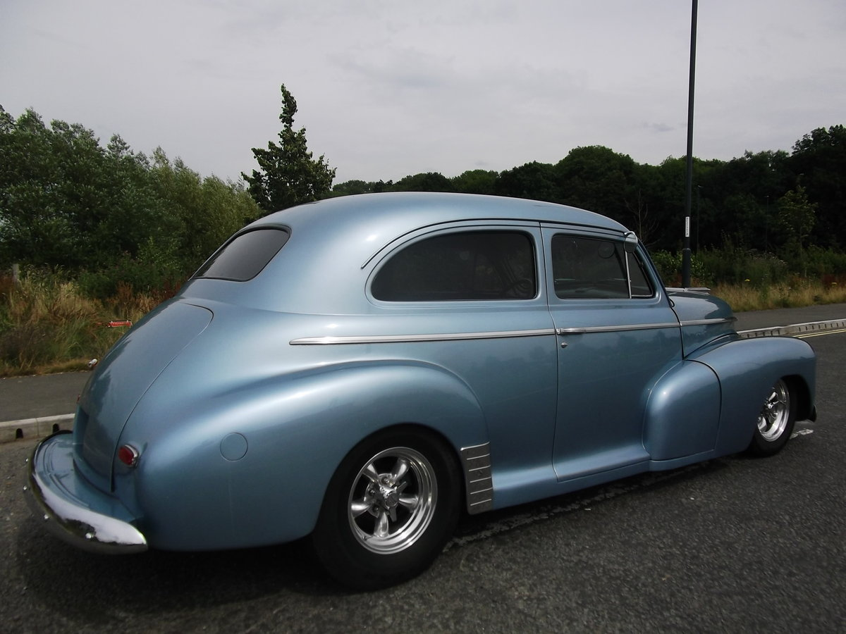 1946 Chevy Coupe 350 V8, 5.7L, Hot Rod,A/C SOLD (picture 3 of 6)