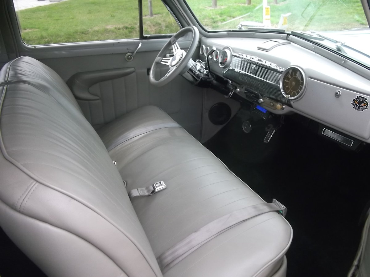 1946 Chevy Coupe 350 V8, 5.7L, Hot Rod,A/C SOLD (picture 5 of 6)