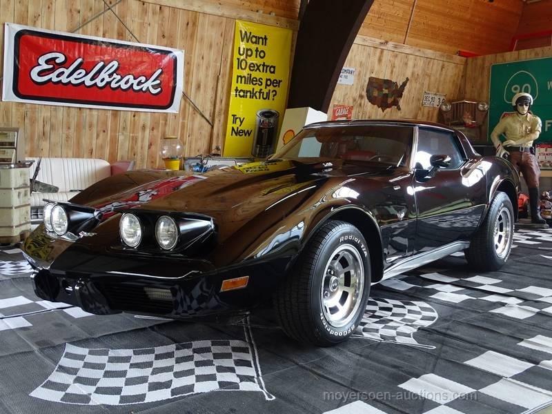 1979 CHEVROLET Corvette C3 L82 T-roof  For Sale by Auction (picture 1 of 6)