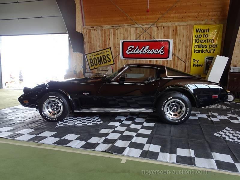 1979 CHEVROLET Corvette C3 L82 T-roof  For Sale by Auction (picture 2 of 6)