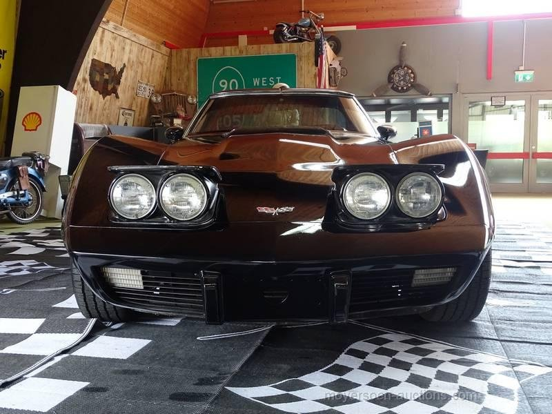 1979 CHEVROLET Corvette C3 L82 T-roof  For Sale by Auction (picture 5 of 6)