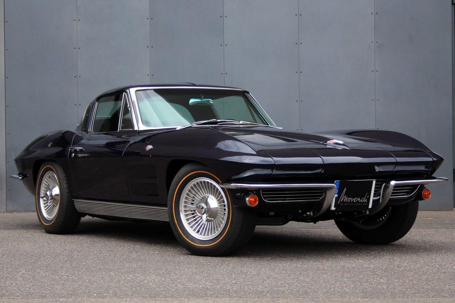1963 Chevrolet Corvette C2 Stingray Split Window For Sale (picture 1 of 6)