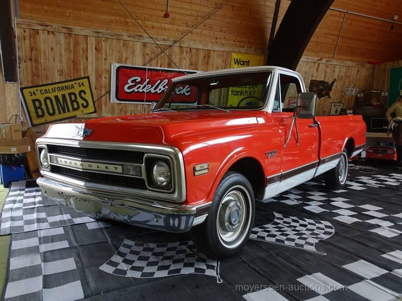 1970 CHEVROLET CST/10 For Sale by Auction (picture 1 of 6)