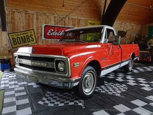1970 CHEVROLET CST/10 For Sale by Auction