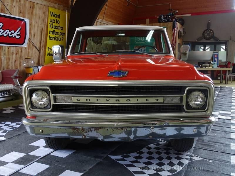 1970 CHEVROLET CST/10 For Sale by Auction (picture 6 of 6)