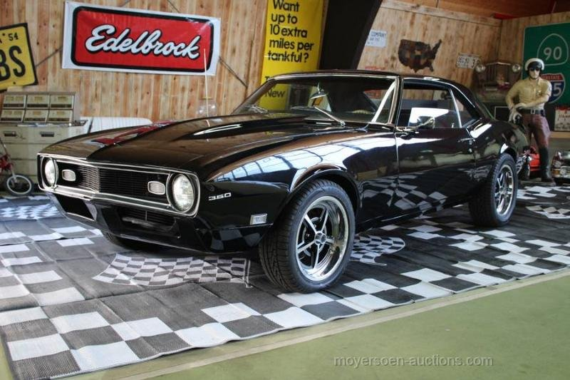 1968 CHEVROLET Camaro SS For Sale by Auction (picture 1 of 6)
