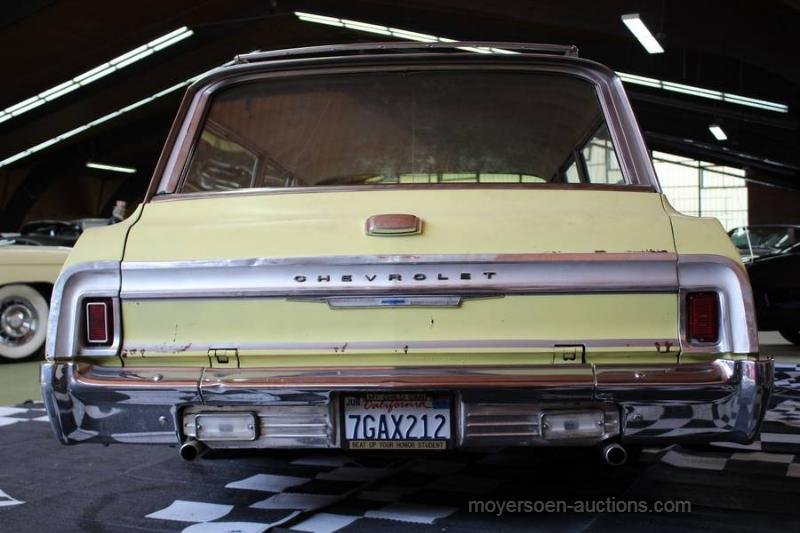 1964 CHEVROLET Impala For Sale by Auction (picture 4 of 6)