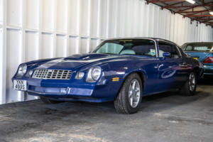 1978 Chevrolet Camaro Sports For Sale by Auction