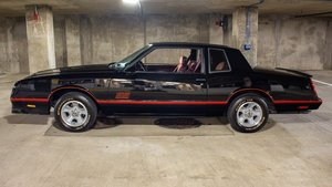 1988 Chevrolet Monte Carlo SS = low 11.7k miles Auto $29.39k For Sale
