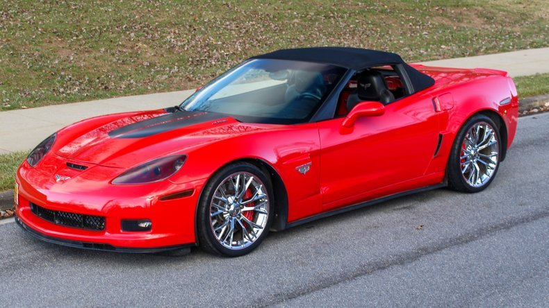 2013 Corvette Supercharged 427 Grand Sport 714-HP $52.9k For Sale (picture 1 of 6)