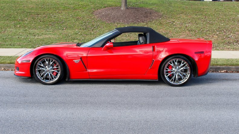 2013 Corvette Supercharged 427 Grand Sport 714-HP $52.9k For Sale (picture 2 of 6)