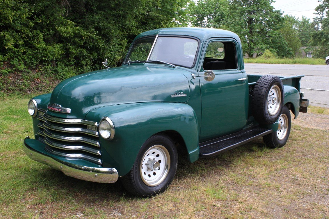 1953 Chevrolet Pickup For Sale (picture 1 of 6)