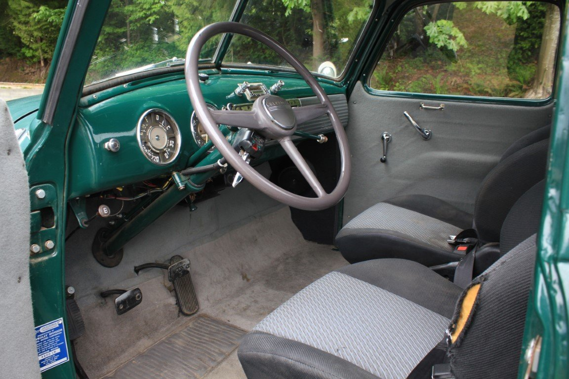1953 Chevrolet Pickup For Sale (picture 3 of 6)
