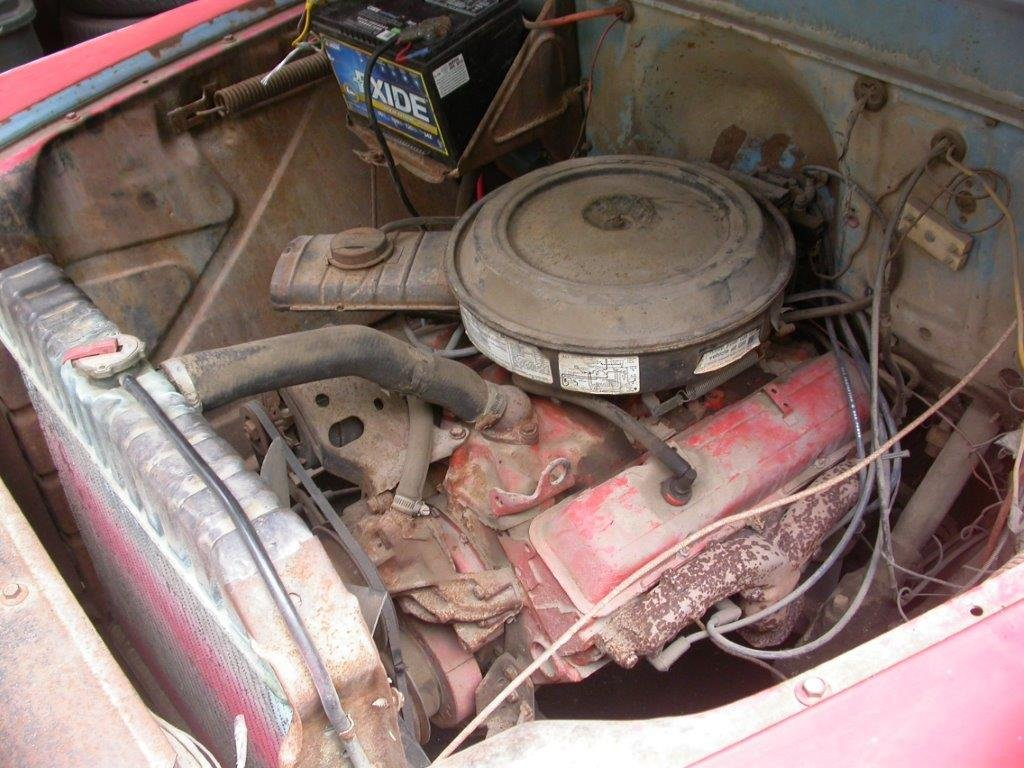1958 cherolet apache original napco four wheel drive For Sale (picture 4 of 6)