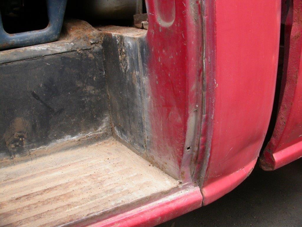 1958 cherolet apache original napco four wheel drive For Sale (picture 5 of 6)
