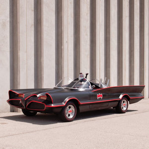 1988 88 Chevrolet Batmobile Replica Roadster = All Black $obo For Sale