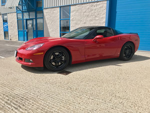 2007 CORVETTE C6 AUTO ROADSTER V8 6.0Ltr  For Sale