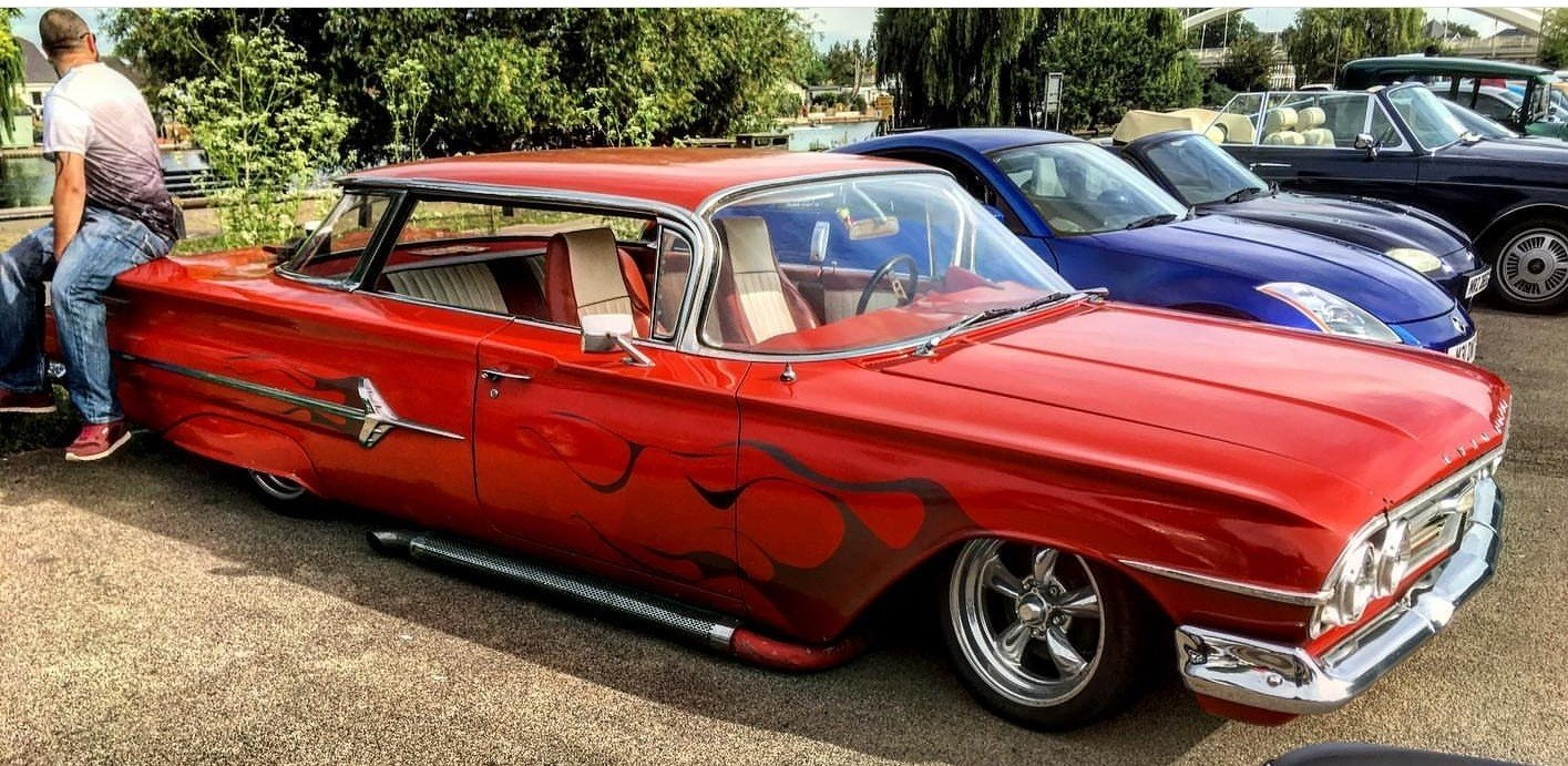 1960 Impala uk registered and useable For Sale (picture 1 of 5)