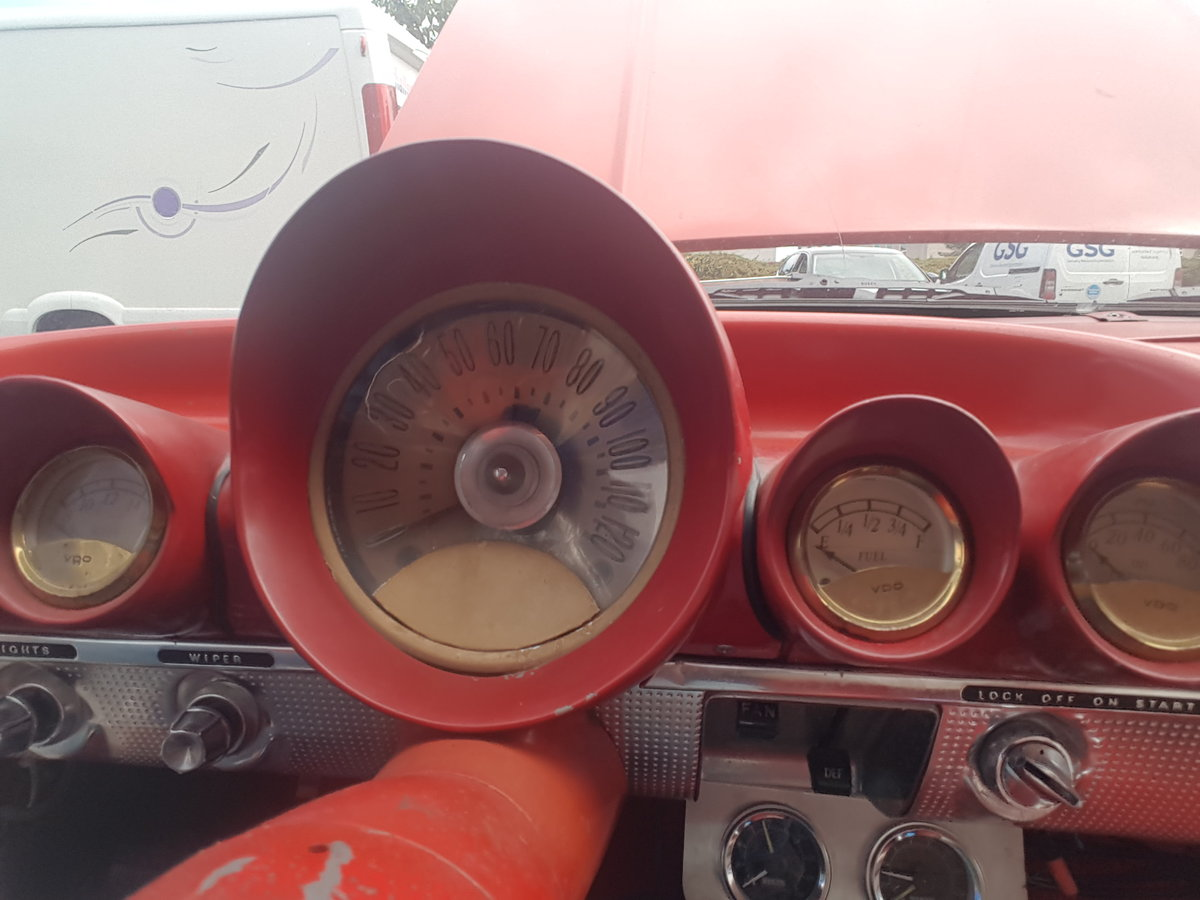 1960 Impala uk registered and useable For Sale (picture 3 of 5)