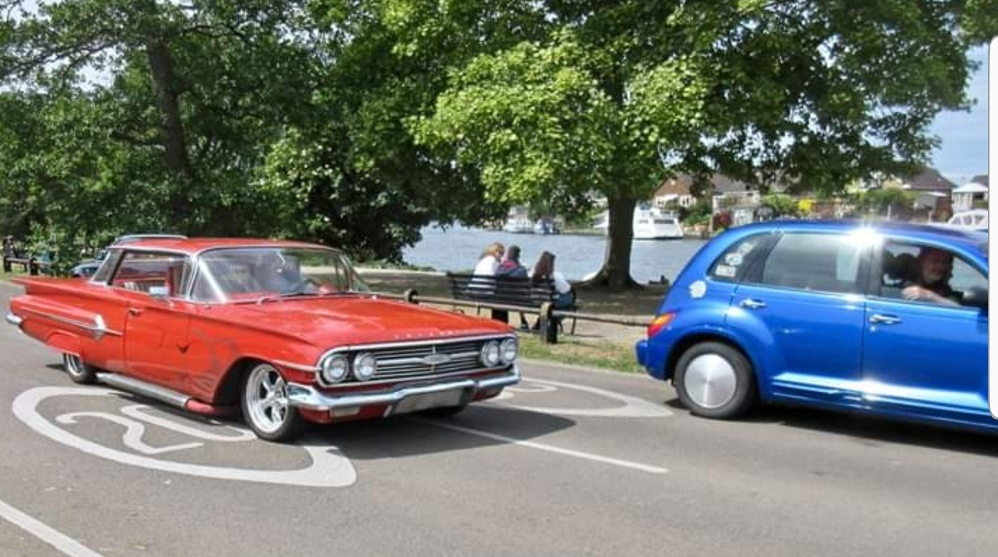 1960 Impala uk registered and useable For Sale (picture 4 of 5)