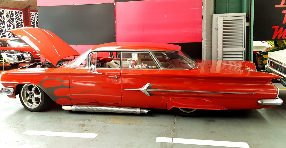 1960 Impala uk registered and useable For Sale (picture 5 of 5)