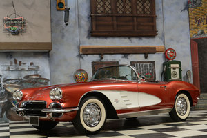 1961 Chevrolet Corvette C1 For Sale by Auction