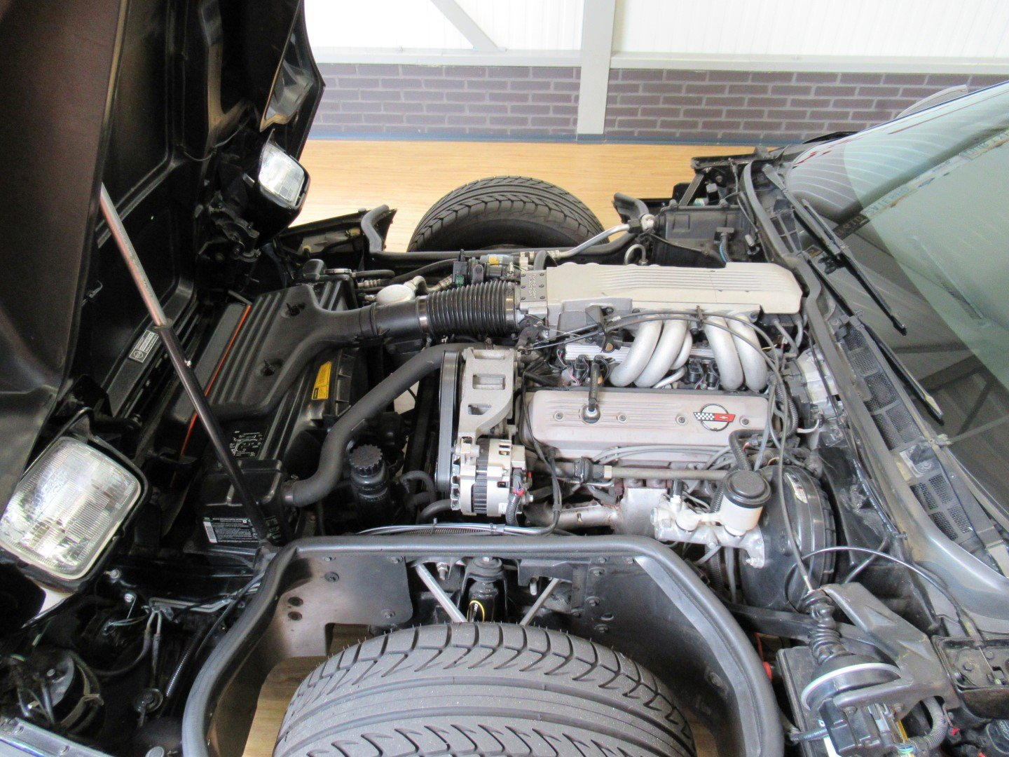 1987 Chevrolet Corvette C4 Targa-Top with just 27.000ML For Sale (picture 6 of 6)