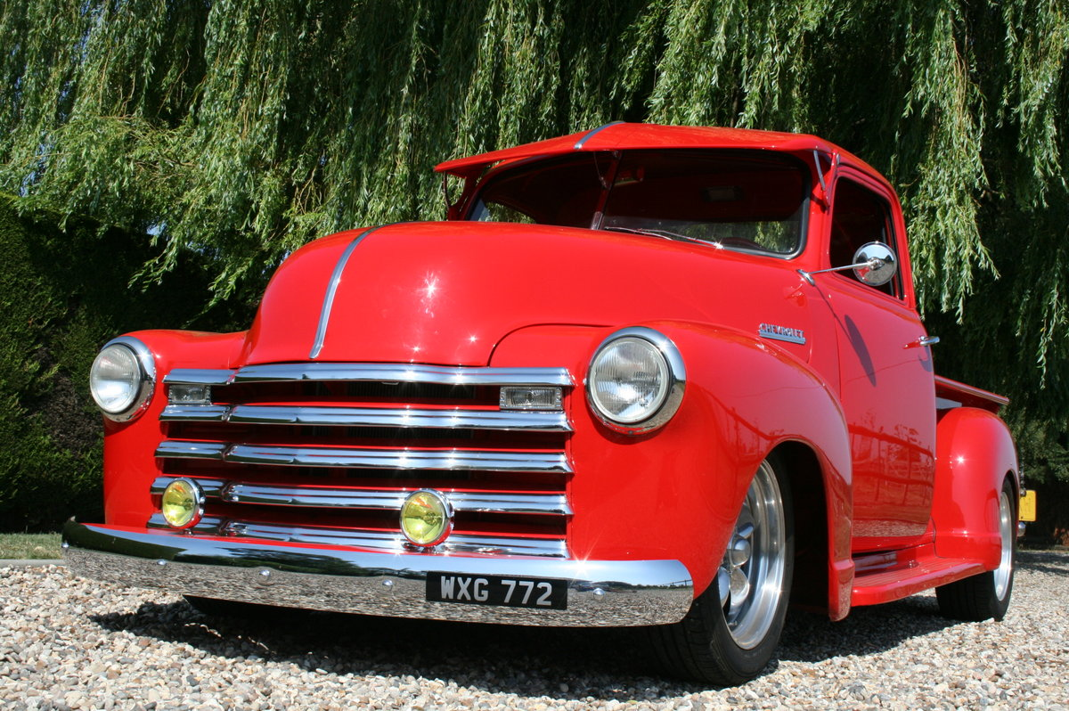 1949 Stunning Chevrolet Pickup Truck V8 Hot Rod. NOW SOLD,MORE Wanted (picture 1 of 6)